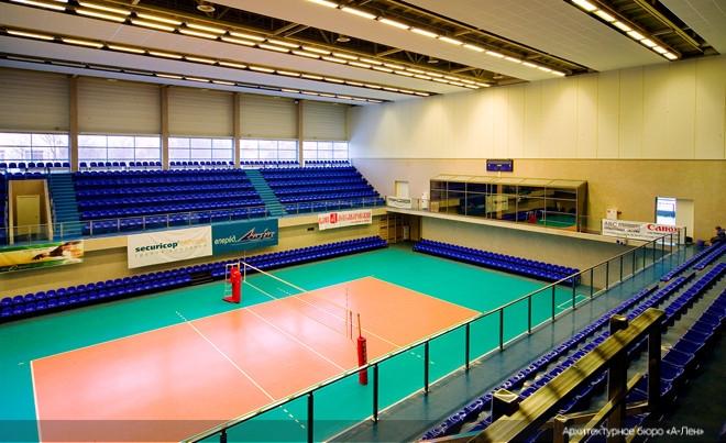 Академия волейбола Вячеслава Платонова 2